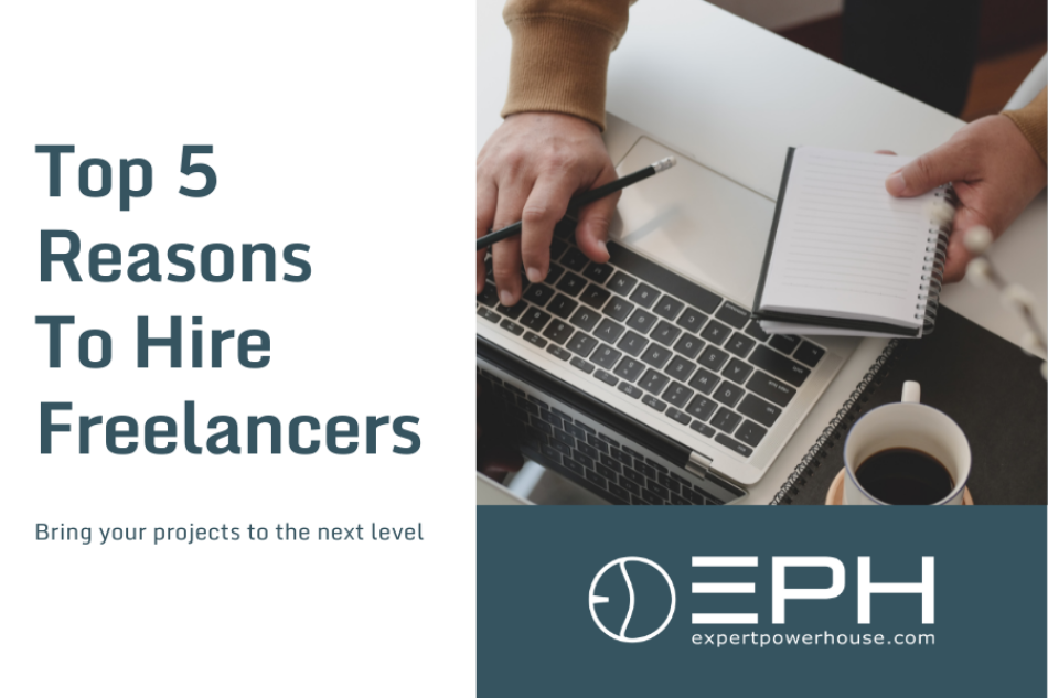 Copy of Top 5 Reasons to hire Freelancers 2