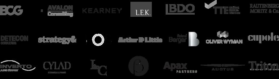 Website Logo Cluster